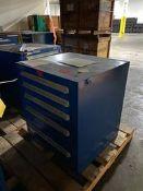 Vidmar Blue Tool Box Rigging Price: $50