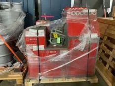 Becca Solvent Saver Recycler, Model #25000, SN #09060 Rigging Price: $75