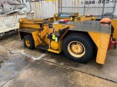 Tractor Tugger, Model #JG-75, Capacity 7500 lbs, Weight 10,000 lbs Rigging Price: $100