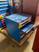 Blue (vidmar like) Tool Box Rigging Price: $50