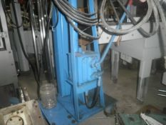 Silveson GX 15 High Shear Vertical Mixer c/w OEM D/Lift Stand, 15hp motor, 575v/3ph/60hz. Good