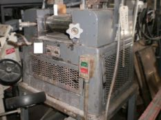 Ross & Charles TRM 4x8 GPE Three Roll Mill, Make: Ross/Charles and Son, Model: 4 x 8GPE, Serial #: