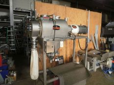 """Kason MO/PS/SS Stainless Steel Centrifugal Sifter Serial # 7049, Dimensions 18"""" dia x 25"""" long Body,"""