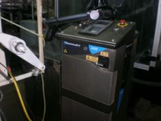 Videojet Laser Marking system, Model 3430, Serial # 08302001XWD, 120v/1ph/50/60hz. 20amp. WL10.3UM &