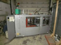 Marchesini PS500 Automatic Case Erector / Packer / Sealer.Serial # 97001, Mfg:1997, In excellent con
