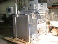 UVA Packaging LIMA NX 250C Vertical Form Fill Seal Machine, All Servo, continuous motion, square bot