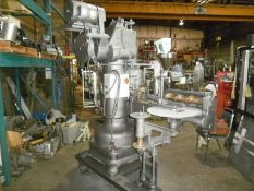 """CONTINENTAL CAN COMPANY """"PANAMA"""" MODEL C SINGLE HEAD ATMOSPHERE CAN CLOSING MACHINE, MACHINE #200, S"""