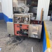 APV Traveling Head Wirecut/Depositor, Rigging and Loading Fee: $200 Crates and Pallets extra