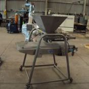 Hindsbock Muffin Depositor, Model: 41-18, Serial #: Serial: 1750, USDA, AG Canada, and CFIA approved