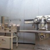 Rheon Extruder with cookie cutter, Model: KN170 Product Weight: 10 - 90 grams (0.35 - 3.17 oz) of