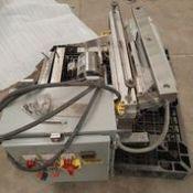 """Breddo Icer, Model: B-102, Serial: 1.9919.2.99252, Size: 24"""" Applicator 6.5? Roller with AC Motor"""