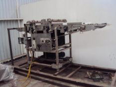 """All Food Equipment Bar Forming Line, 32"""" Wide, Rigging and Loading Fee: $300 Crates and P"""