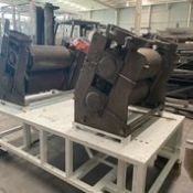 """TL Green Sheeting line, 24"""" Wide, Rigging and Loading Fee: $150 Crates and Pallets extra"""