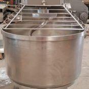 Hobart Spiral Mixer, Model: HF-120, HF-190, HR190, Serial: 8C-1000620 Energy: 220V, 60Hz, 3ph, Bowl:
