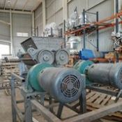 """TL Green Coextruder, Model: G76-G620, 32"""" Wide, Rigging and Loading Fee: $150 Crates and Pallets ex"""