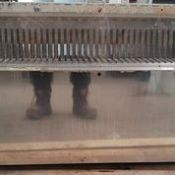 Biscotti Slicers, Energy: 110V, 60Hz, 3ph, Rigging and Loading Fee: $25 Crates and Pallets extra