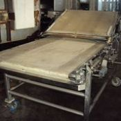 Moline Dough Return, Model: SRU-42L, Serial: 99-U136706-02, Rigging and Loading Fee: $