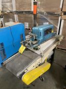 "Chaffee Rotor Sealer, 12"" Wide x 6' Long, 440 Volt, Model CEZ-DI, Serial #6556 Rigging/Loading Fee $"