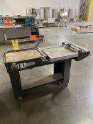 "Dyanic Packaging L-Bar Sealer, 14"" Wide Belt Rigging/Loading Fee $50"