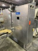 """Control Panel, Stainless Steel Double Door, 8"""" Wide Rigging/Loading Fee $50"""