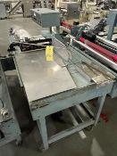 Shanklin Heat Sealer, Model S24B Rigging/Loading Fee $50