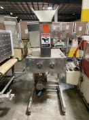 Rotary Cluster Breaker, Stainless Steel, 2 HP, 1740 RPM Rigging/Loading Fee $50