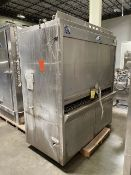 LVO Washer, 220 Volt, Model FL36ET, Serial #6111-0410-4841 Rigging/Loading Fee $50