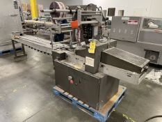 Klockner Flow Wrapper, Model Pack-6, Serial #43591001 Rigging/Loading Fee $50