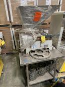 Hinds Bock 6-Piston Depositor, Model 6P-08WT, Serial #5709 Rigging/Loading Fee $50