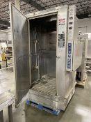 LVO Pan Washer, 460 Volt, Model RW1548G, Serial #4213-0808-5574 Rigging/Loading Fee $50
