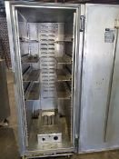 Epco proofing/ warming cabinet Model # - INSAUA12-HPT serial# - 951113TH04 Volts 120 3 phase