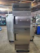 True refrigerator Split single door Model T-23-2 Serial# - 12072935 115 volts 1/3 hp 7.5 amps ***