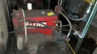 Allied Hydraulic Power Pack, Qty 2, Rigging/ Removal Fee: $1,500