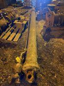 Hydraulic Cylinder/ Ram, Rigging Fee: $250