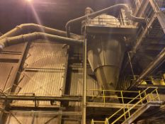 Dust Cyclone and Ancillary Components (No Electrical), Rigging Fee: $25,000