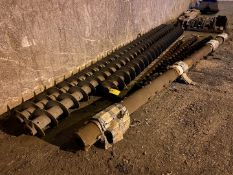 Miscellaneous Augers (All Pictured), Rigging/ Removal Fee: $600