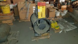 Chicago Blower, Rigging/ Removal Fee: $100