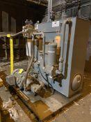 RHM Fluid Power Hydraulic Power Pack, Job# JC28087, Serial# RHM-400-JC28087-2, Rigging/ Removal Fee: