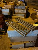 """37"""" Tray Asemby, 430 SS, 11"""" Deep x 4"""" Tall, Approximate Qty 120, Rigging Fee: $175"""