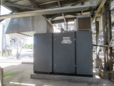 Atlas Copco rotary screw ZE4B. Oil free screw 800 cfm (will have to ver Rigging/Loading Fee: $1000