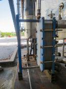 Heat exchanger plate APV Paraflow. ASME NB# 12744 MAWP 150 psig at -20 / Rigging/Loading Fee: $850