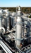 "Beer Distillation Column, stainless steel 27-tray. Size 72""ID X 108""ID X 69'-6"" tall seam/seam, on"