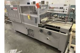 """CS 5600 Copatta Tray Sealer with Heat Tunnel, 16"""" Wide Feed Belt,Rigging/Loading Fee $50"""