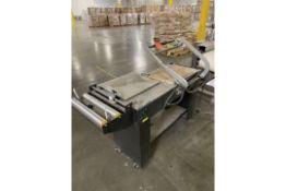 "Kleenline Conveyor, 12"" Wide x 7' Long Belt,Rigging/Loading Fee $50"