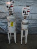 Dos sistemas para supresión de fuego marca KIDDE. (2 fire supression systems brand Kidde)