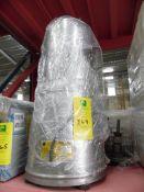 Licuadora industrial marca San-son, incompleta. (San-son industrial blender, incomplete).