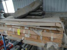 5 pizarrones medidas 170 cm X 130 cm. (5 blackboards size 170 cm x 130 cm)