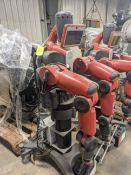 Rethink Robotstics Baxter, Model #0012541, S/N #011501P0016, DOM = 2015