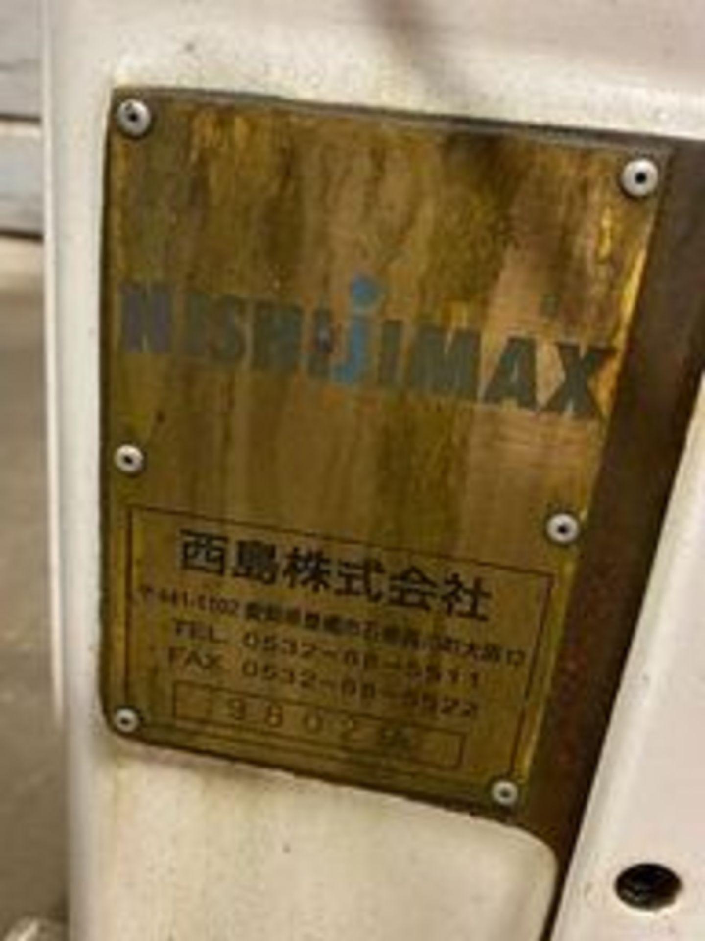 Nishijimax CNC Grinder, S/N #98029 (Comes W/ MDSI CNC Controller) - Image 5 of 5
