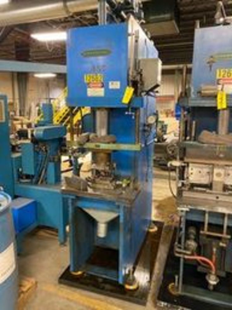 Online Only Auction - Surplus Assets to the Ongoing Operations of Edge Manufacturing